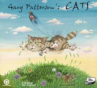 Gary Pattersons Cats 2011 Wall Calendar