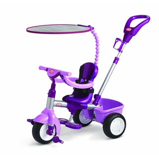 Little Tikes Purple 3 in 1 Trike