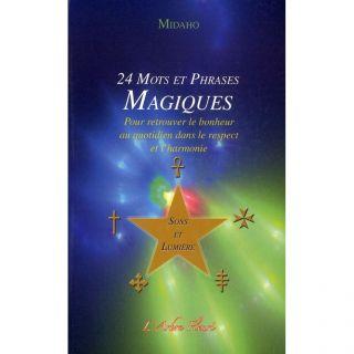 RELIGION   ESOTHERISME 24 mots et phrases magiques pour retrouver le b