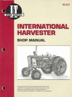 International Harvester Shop Manual (Paperback)