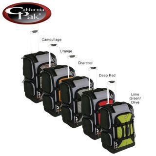 CalPak Orion 20 inch Carry on Rolling Duffel Bag