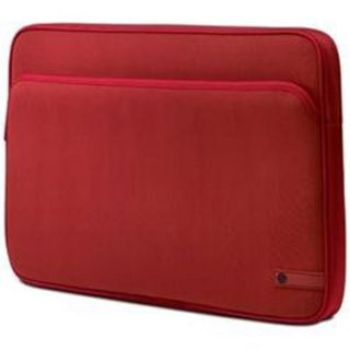 HP NU099AA 16 inch Red Laptop Sleeve