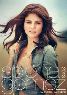 Selena Gomez 2013 Calendar (Calendar)