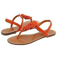 Madden Girl Motif Orange Paris Sandals