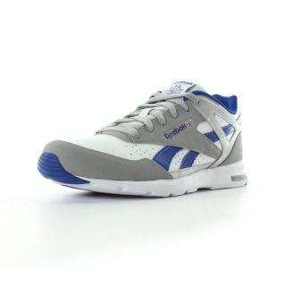 Reebok   Record Mile   taille 39 Blanc, gris et bleu   Achat / Vente