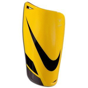 Nike Mercurial Lite Shinguard   Yellow/Black Sports