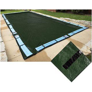 Rectangular 18 x 36 Winter Swimming Pool Cover