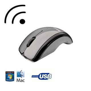 Curve Wireless Laser Mouse   Achat / Vente SOURIS Trust Curve Wireless