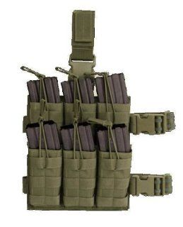 Voodoo Tactical M4/M16 6 Magazine Drop Leg Shingle Mag