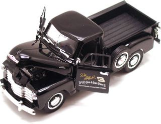 Dale Earnhardt, Sr. 124 53 Chevy Truck and Knife