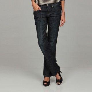 Miss Vigoss Womens Dark Bootcut Jeans