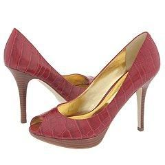 GUESS by Marciano Harri Red Croco Pumps/Heels   Si   Size 10