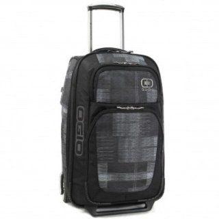 OGIO Navigator 22 Inch Travel Bag Charcoal Sports