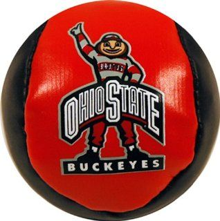 NCAA Ohio State Buckeyes Hacky Sack Ball: Sports