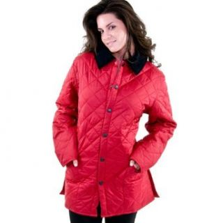 Barbour Women Coloured Liddesdale Jacket Clothing