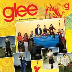 Glee 2011 Wall Calendar
