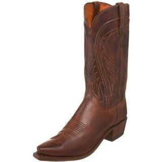 1883 by Lucchese Mens N1596.54 Western Boot Shoes