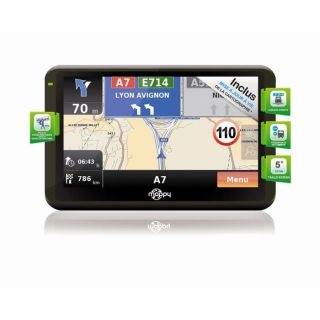GPS Mappy Ulti E508 CAV   Achat / Vente GPS AUTONOME GPS Mappy Ulti