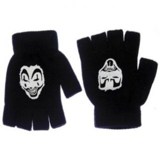 Insane Clown Posse   Faces Gloves: Clothing