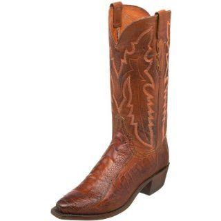 Mens N1121.54 Western Boot,Brandy Matte/Cognac,6.5 EE US Shoes