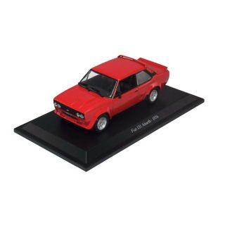 Fiat 131 Abarth (1976) 143 Rouge   Fiat 131 Abarth (1976) 143 Rouge