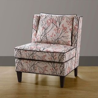Dexter Myla Cherry Armless Chair