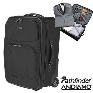 Pathfinder Altitude 28 inch Expandable Rolling Suitcase