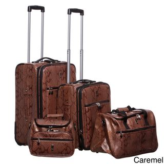 Travel Concepts by Heys 7 piece Luggage Set