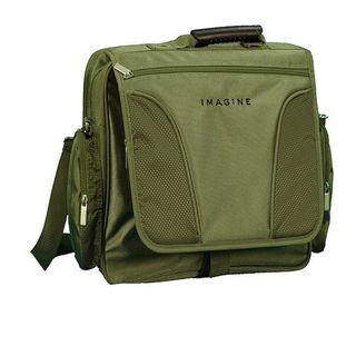 Imagine Eco friendly 15.6 inch Laptop Messenger Bag
