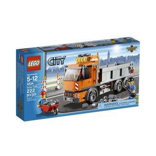 LEGO City Dump Truck 4434
