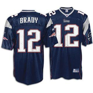 Tom Brady Authentic Alternate Jersey Size 56