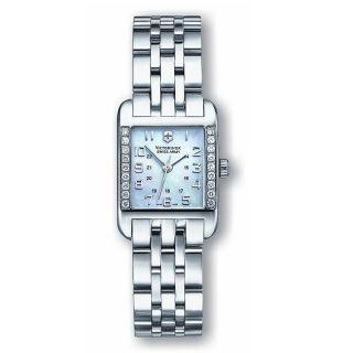 Swiss Army Womens Alliance Diamond Watch