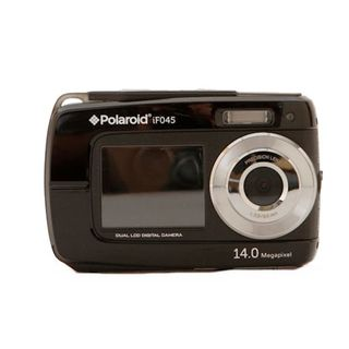 Polaroid IF045 14MP Waterproof Black Digital Camera