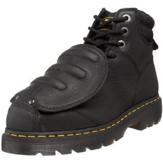 Dr. Martens Mens Ironbridge MG ST Steel Toe Met Guard Boot Shoes