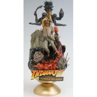 Diorama ARTFX Temple of Doom 30 cm   Diorama en vinyl taille env. 30