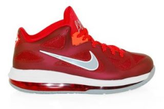 Nike Lebron 9 Low Mens Basketball Shoes 510811 600 Shoes