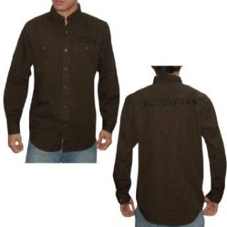 Mens Harley Davidson Motorcycles Long Sleeve Button Down