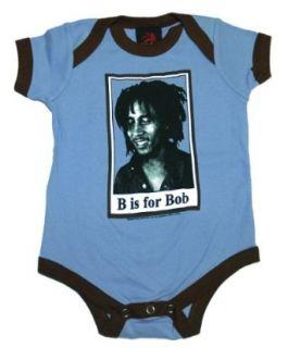 BOB MARLEY   B Is For Bob Creeper   Blue / Chocolate