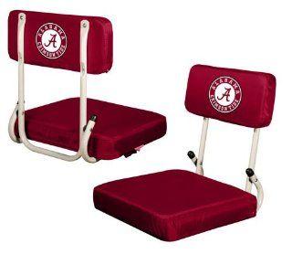 Alabama Crimson Tide Hardback Stadium Seat Sports
