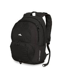 High Sierra Sheridan Backpack (19 x 13 x 8.25 Inch, Black