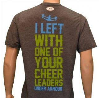 Under Armour Mens I Came I Saw.Cheerleaders Shir