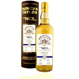 NC2 Range  Ben Nevis 1998   Highland   Single Malt   12 ans   46