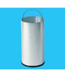 Hailo Push Visor 13 gallon Stainless Steel Trash Can