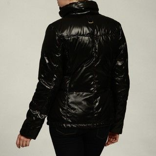 Sean John Womens Down filled Ribbed Coat FINAL SALE