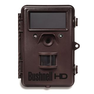 Bushnell 8 Mega Pixel Trophy Cam HD Max Game Camera with 45 foot Night