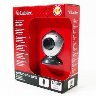 Labtec 961358 0403 WebCam Pro Web Camera