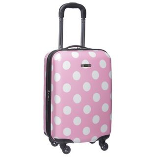 Travel Concepts by Heys 22 inch Hardside Carry On Spinner Upright