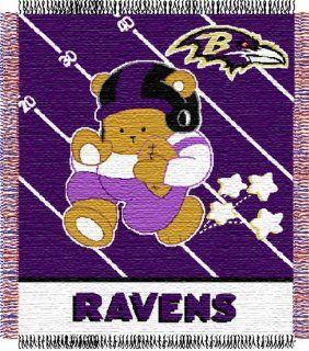 NFL Baltimore Ravens Baby Blanket