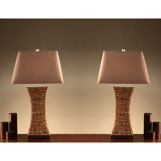 Wiki 35 inch Table Lamps (Set of 2)