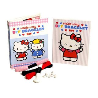 Hello Kitty Friendship Bracelet Kit(Paperback / softback)